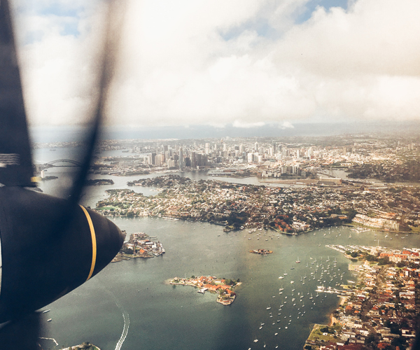 Seeing Sydney From a New Angle
