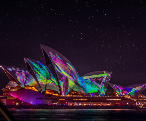 Vivid Sydney – Our Autumn Highlight